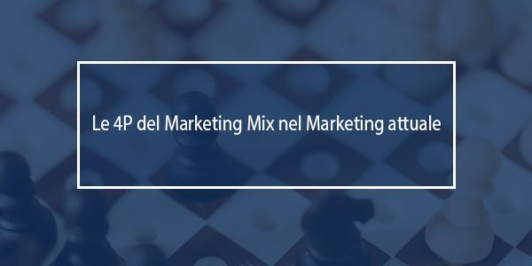 4p marketing mix